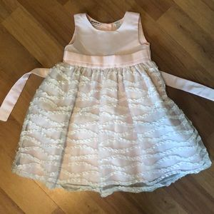 Adorable pink dress